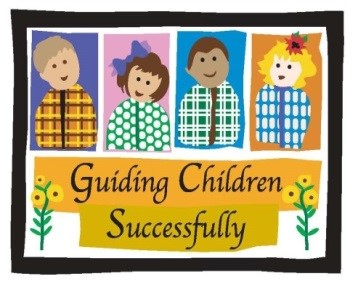 Guiding Children Successfully logo with four children