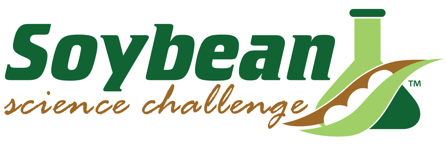 picture of soybean science challenge logo
